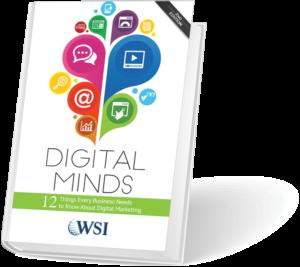 WSI Digital Minds Book Image